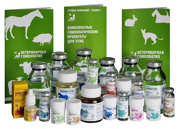 Order of veterinary drugs